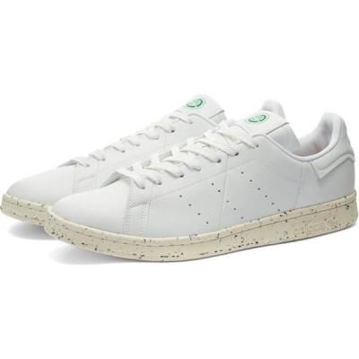 アディダス Adidas メンズ スニーカー スタンスミス シューズ・靴 Stan Smith Vegan White/Off White/Green