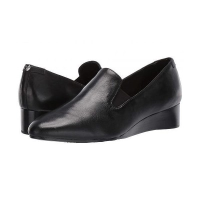Taryn Rose タリンローズ レディース 女性用 シューズ 靴 ヒール Claudia - Black Dress Calf