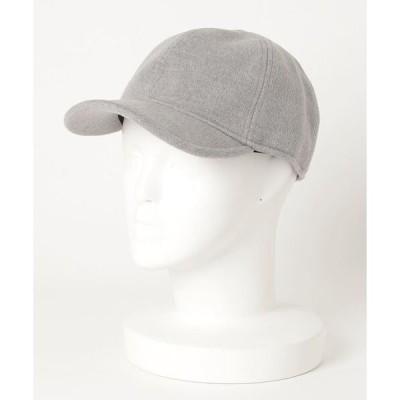 帽子 キャップ SHIPS any: インナーキルティングキャップ