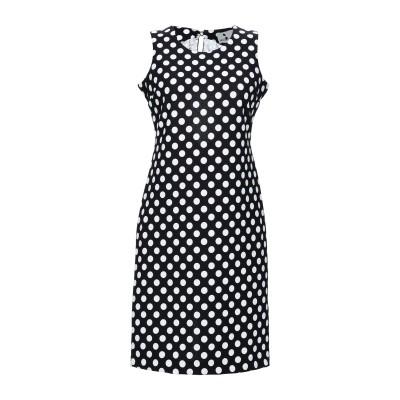 NO SECRETS ミニワンピース&ドレス ブラック 44 ポリエステル 93% / ポリウレタン 7% ミニワンピース&ドレス