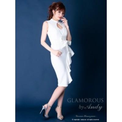 GLAMOROUS ドレス GMS-V519 ワンピース ミニドレス Andyドレス グラマラスドレス クラブ キャバ ドレス パーティードレス