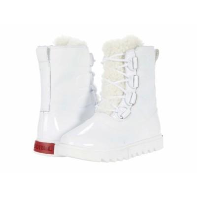ソレル ブーツ&レインブーツ シューズ レディース Joan of Arctic Next Lite White