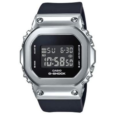 【正規品】CASIO カシオ 腕時計 GM-S5600-1JF メンズ レディース G-SHOCK ジーショック クオーツ