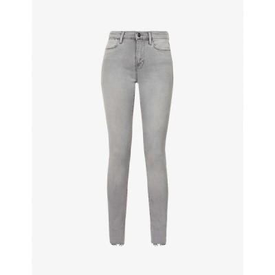 フレーム FRAME レディース ジーンズ・デニム スキニー ボトムス・パンツ Le High Skinny high-rise stretch-denim jeans Stoneway
