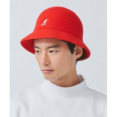 OVERRIDE / 【KANGOL】Wool Casual / 【カンゴール】ウール カジュアル MEN 帽子 > ハット