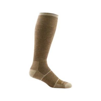 ダーンタフ メンズ 靴下 アンダーウェア Paul Bunyan OTC Full Cushion Sock - Men's Sand