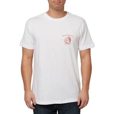 オニール O'Neill メンズ Tシャツ トップス Pelican Sun T-Shirt White
