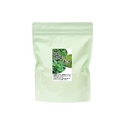 自然健康社 国産・野草の青汁 徳用 500g チャック付き袋入り