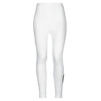 ツインセット シモーナ バルビエリ TWINSET パンツ ホワイト 42 レーヨン 68% / ナイロン 27% / ポリウレタン 5% パンツ