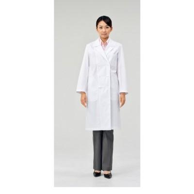 【モンブラン】51-011【ドクターコート(レディス) 白衣 診察衣】