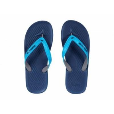 Quiksilver クイックシルバー メンズ 男性用 シューズ 靴 サンダル Haleiwa II Blue/Blue/Black【送料無料】