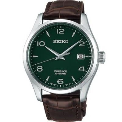 【正規品】SEIKO セイコー 腕時計 SARX063 メンズ PRESAGE プレザージュ Green Enamel Dial Limited Edition 自動巻き