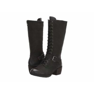 コブ ヒル レディース ブーツ&レインブーツ シューズ Anisa Tall Lace Boot Black