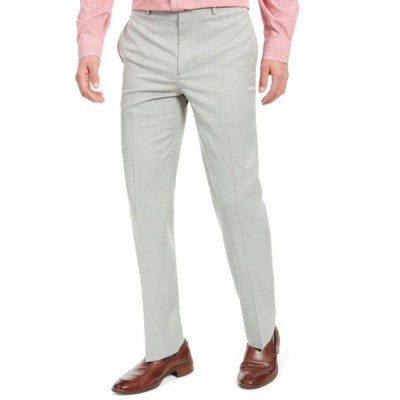 ラルフローレン メンズ カジュアルパンツ ボトムス Men's Classic-Fit UltraFlex Stretch Sharkskin Machine Washable Dress Pants
