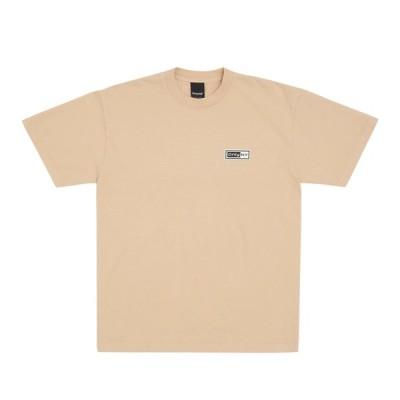オンリー ニューヨーク ネットワーク Tシャツ サンド メンズ/半袖Tシャツ
