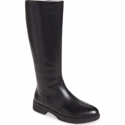 フィットフロップ FITFLOP レディース ブーツ ロングブーツ シューズ・靴 Nayya Knee High Boot All Black