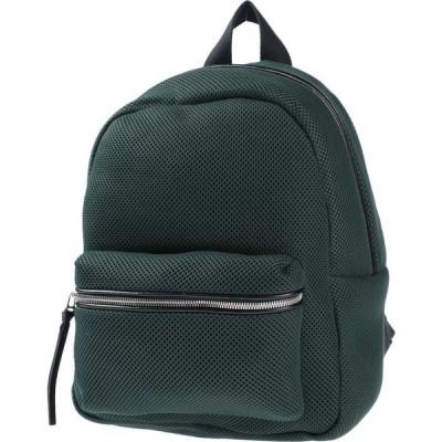 メゾン マルジェラ MM6 MAISON MARGIELA レディース バッグ backpack & fanny pack Dark green