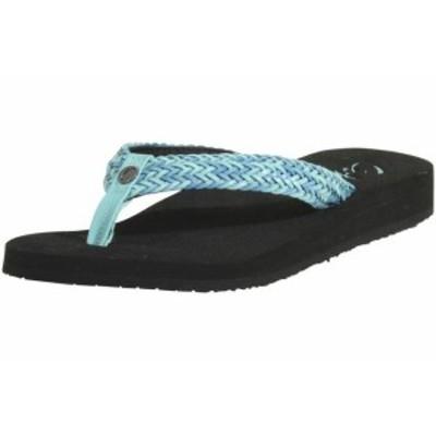 Cobian コビアン ファッション サンダル Cobian Womens Lalati Aqua Flip Flops Sandals Shoes