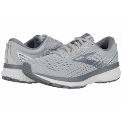 Brooks ブルックス レディース 女性用 シューズ 靴 スニーカー 運動靴 Ghost 13 Alloy/Oyster/White【送料無料】
