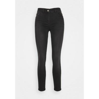 パトリツィア ペペ デニムパンツ レディース ボトムス PANTALONI TROUSERS - Jeans Skinny Fit - washed deep black