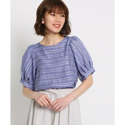 SunaUna / スーナウーナ 【洗える】シードビーボーダーシャツ