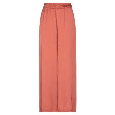 バイユー B.YU パンツ 赤茶色 M レーヨン 100% パンツ