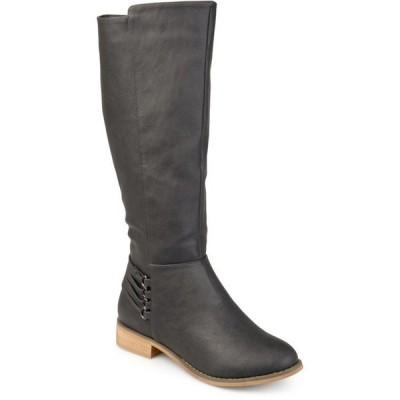 ジュルネ コレクション レディース ブーツ・レインブーツ シューズ Women's Wide Calf Marcel Boot