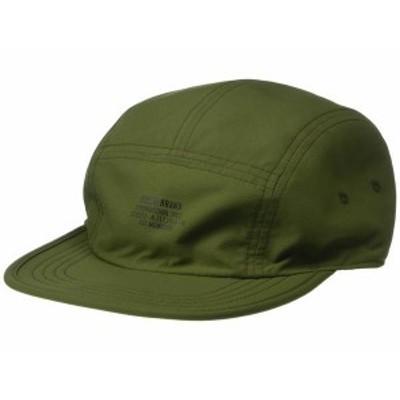 ニクソン メンズ 帽子 アクセサリー Crush Reversible Cap Olive/Volt