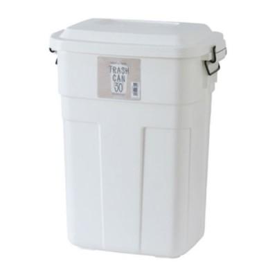 ゴミ箱30L W39cm 奥行27cm 高さ48.6cm ポリプロピレン  LFS-934WH インテリア 家具 雑貨  送料無料 ヴィヴェンティエ