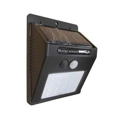 LEDセンサーライト 屋外照明 人感センサー 選べる3モード点灯 (分離不可、3モード) 分離不可、3モード