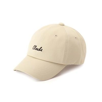 SHOO・LA・RUE / Clocheロゴキャップ WOMEN 帽子 > キャップ
