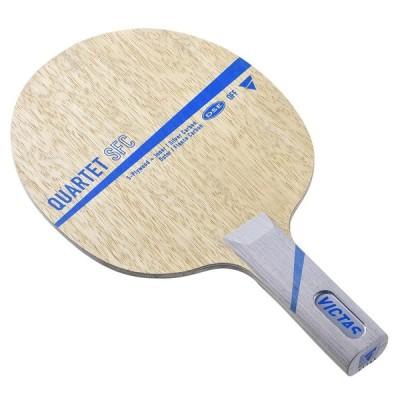 VICTAS 028705 卓球 ラケット カルテット SFC ST ビクタス18SS【取り寄せ】