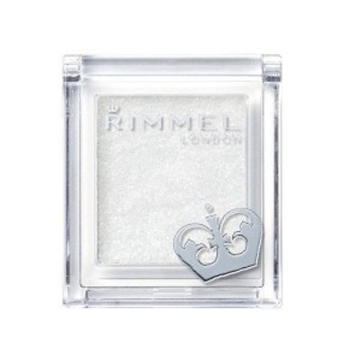 リンメル プリズム パウダーアイカラー 001 ダイヤモンドホワイト RIMMEL  【メール便可】
