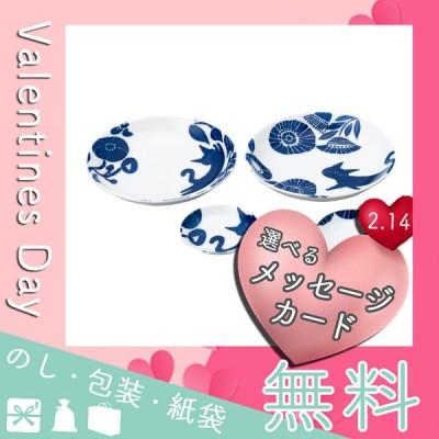 お中元 御中元 ギフト 2021 食器セット 人気 おすすめ 食器セット 猫部×coco.a さんぽ道 丸平皿ペアセット