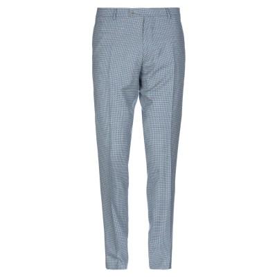 ベルウィッチ BERWICH パンツ ブルー 52 ウール 100% パンツ