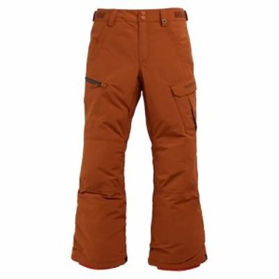 バートン(BURTON)スノーウェア キッズ ジュニア Exile Cargo パンツ 115891 05200 雪遊び ウェ…