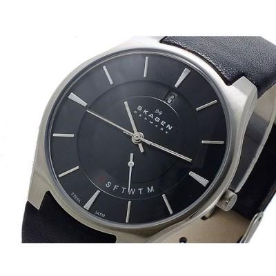 スカーゲン クオーツ メンズ 腕時計 989XLSLB