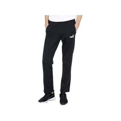 プーマ Essential Logo Pants メンズ パンツ ズボン Cotton Black
