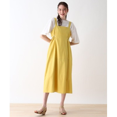 SHOO・LA・RUE / 【S-L】サイドバックルジャンスカ WOMEN スカート > スカート