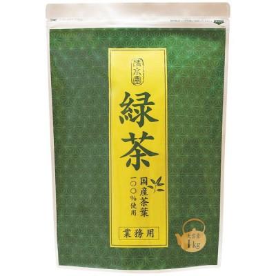 清水園業務用緑茶 1セット(1kg×3袋)