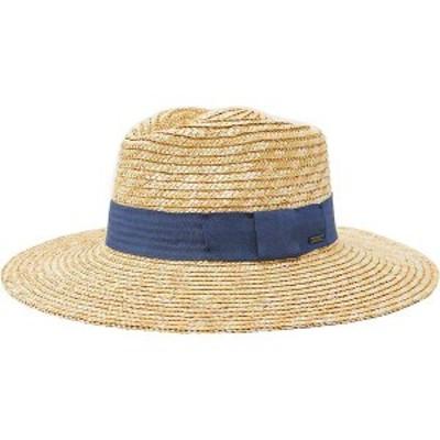 ブリクストン レディース 帽子 アクセサリー Brixton Women's Joanna Hat Honey/Joe Blue
