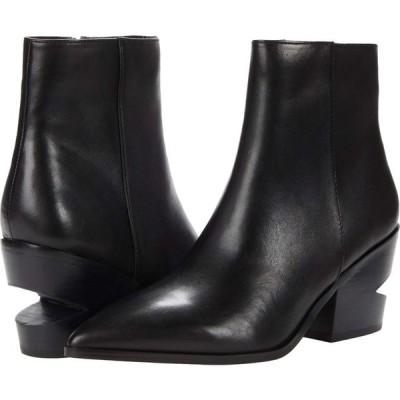 スティーブ マデン Steve Madden レディース ブーツ シューズ・靴 Canteen Bootie Black Leather