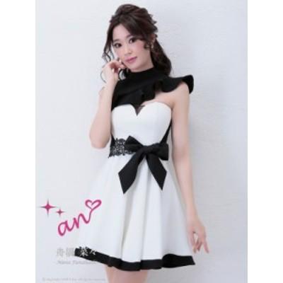 an ドレス AOC-2775 ワンピース ミニドレス Andy アン ドレス キャバクラ キャバ ドレス キャバドレス