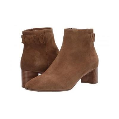 Aquatalia アクアタリア レディース 女性用 シューズ 靴 ブーツ アンクル ショートブーツ Feliciana - Camel