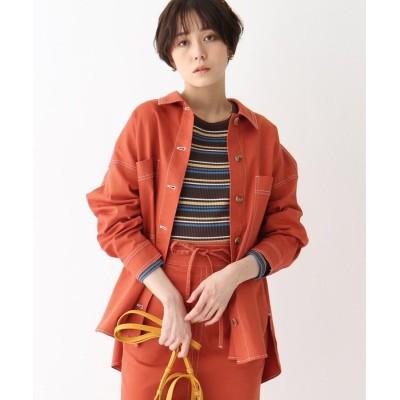 AG by aquagirl(エージー バイ アクアガール) コットンCPOジャケット
