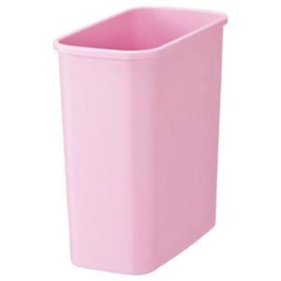 まとめ買い TANOSEE カラーダストボックス ピンク 1個 ×10セット 生活用品 インテリア 雑貨 日用雑貨 ゴミ箱 【同梱不可】【代引不可】[▲][TP]