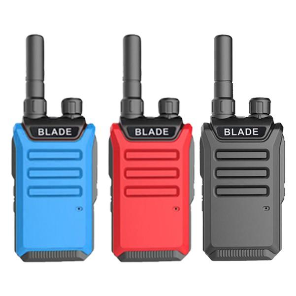 BLADE 小巧零距離無線對講機 即時通訊 便攜直充 現貨 當天出貨 諾比克