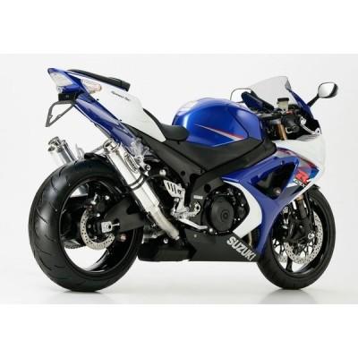 HURRIC:フリック HURRIC スリップオンマフラー スーパースポーツ [ラウンドタイプ] (SUPERSPORT) GSX-R 1000 SUZUKI スズキ