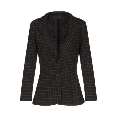 OTTOD'AME テーラードジャケット ブラック 42 レーヨン 69% / ナイロン 25% / ポリウレタン 6% テーラードジャケット