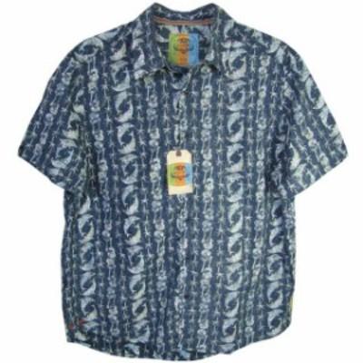 Margaritaville マルガリータビル ファッション アウター Margaritaville mens BBQ guitar short sleeve shirt